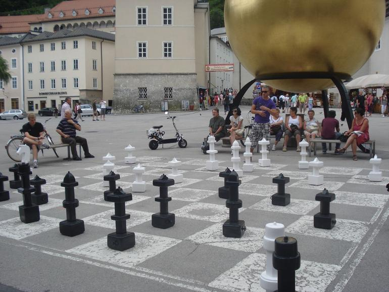 Chess - Munich