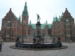 Photo of Copenhagen Castles Tour from Copenhagen: North Zealand and Hamlet Castle Frederiksborg Slot Castle/Museum