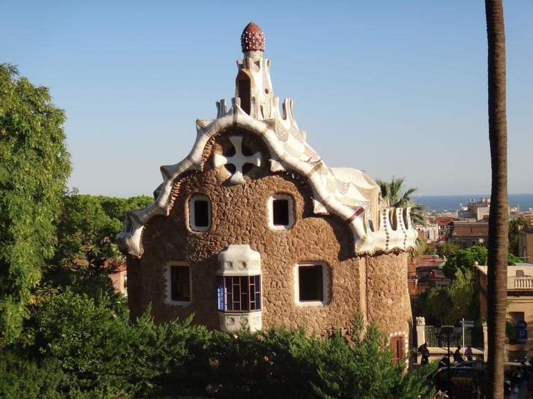 Ginger Bread House - Barcelona