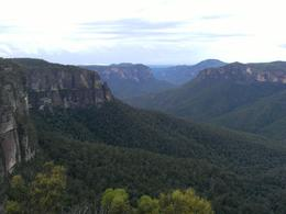 Foto von Sydney Blue Mountains Day Trip and River Cruise Govett's Leap