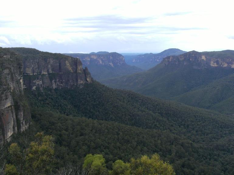 Govett's Leap - Sydney