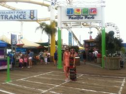 Photo of Los Angeles Ticket to Pacific Park on the Santa Monica Pier Linda Pier.JPG