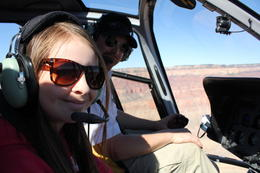 Photo of Grand Canyon National Park 45-minute Helicopter Flight Over the Grand Canyon from Tusayan, Arizona Perfect day  and  a Perfect flight, thanks Brett.