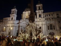 Photo of Rome Panoramic Rome by Night Tour Rome at Night