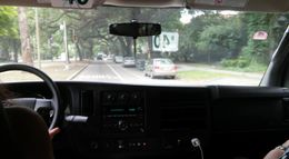 Driving through the Garden District , Karen R - May 2016