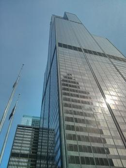 Photo of Chicago Skydeck Chicago Admission The View of Willis Tower from the Street