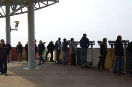 Photo of Seoul DMZ Past and Present: Korean Demilitarized Zone Tour from Seoul The viewing platform