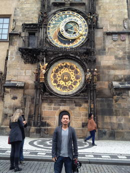 Photo of Prague Prague City Hop-On Hop-Off Tour With Optional Vltava River Cruise and Walking Tours Astronomical clock