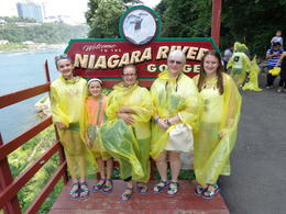 waiting to check out the falls and had a group photo taken. Carly, Natt, Liv, Lynn and Kit. What a fantastic tour for grandmothers and grandchildren and everyone in-between. We all had such a good ... , Kate S - August 2014