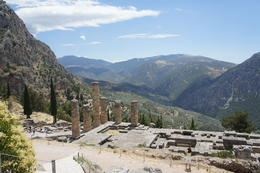 Photo of   Delphi Archaeological Site