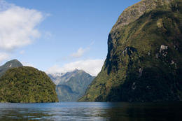 Beautiful Doubtful Sound in New Zealand - June 2011