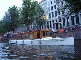Photo of Amsterdam Amsterdam Canals Cruise with Dinner Cooked On Board DSC00824