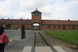 Photo of Krakow Auschwitz-Birkenau Small-Group Tour from Krakow Entranace to the CAMP