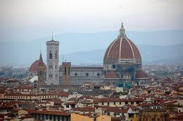 Photo of Florence Skip the Line: Florence Accademia and Uffizi Gallery Tour Florence from above
