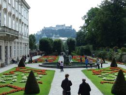 Palace Gardens in Salzburg, Arek K - September 2010