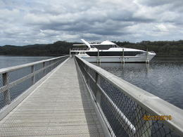 Gordon River Cruise from Strahan , Doreen M - December 2010