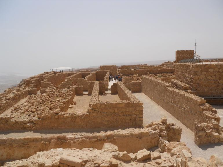 Masada and the Dead Sea Day Trip - Tel Aviv