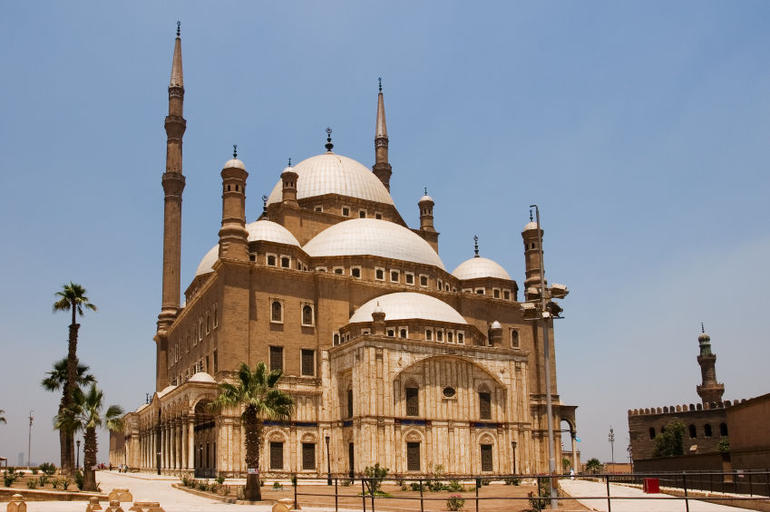 Mohammed Ali (Alabaster) Mosque, Cairo - Cairo