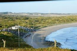 Here is a view of the beach area where the Penguin Parade happens - I had a wonderful time!, Lisa C - February 2009