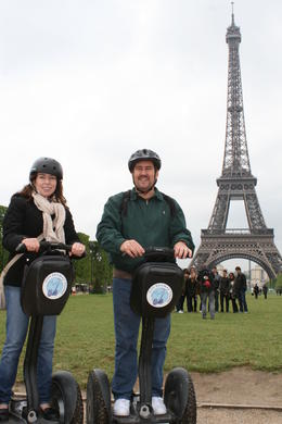 Photo of Paris Paris City Segway Tour Segway Tour May 2012 #2