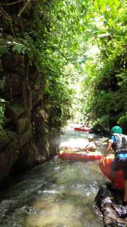 Photo of Bali Bali Canyon Tubing Adventure serenity