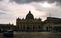 Our final view of St. Peter's after leaving the Vatican. , kannd86 - September 2014