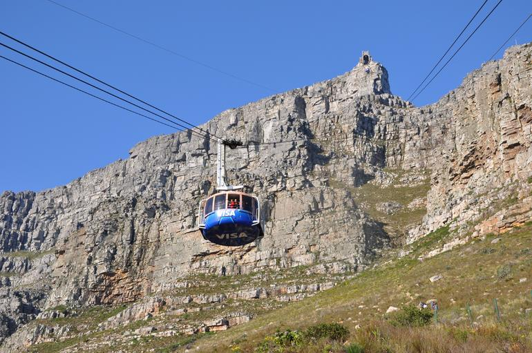 Table Mountain and Cable - Cape Town
