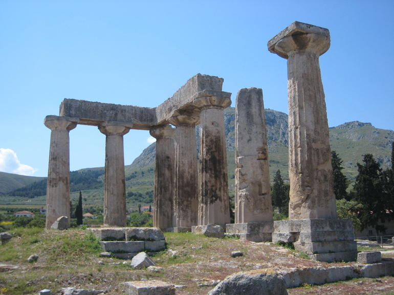 Temple of Apollo - Athens