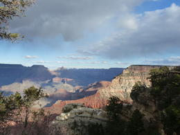 View from South Rim , missskybird - December 2014
