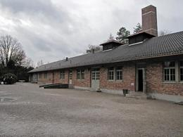 Photo of Munich Dachau Concentration Camp Memorial Small Group Tour from Munich The Crematory