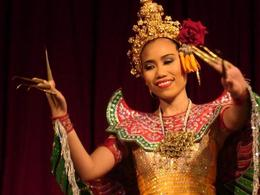 Photo of Bangkok Thai Dinner and Classical Thai Dance Tour from Bangkok Thai Dinner and Dance: The Fingernail Dance