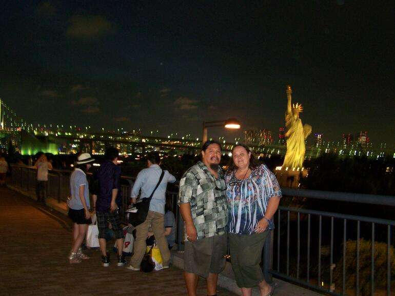 The Statue of Liberty - Tokyo