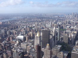 Photo of New York City Viator VIP: Empire State Building, Statue of Liberty and 9/11 Memorial Vue de l'empire state