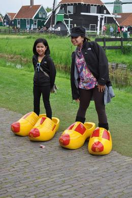 Photo of Amsterdam Amsterdam Super Saver 3: City Tour, Zaanse Schans Windmills, Volendam and Marken Day Trip Zaanse Schans Windmills