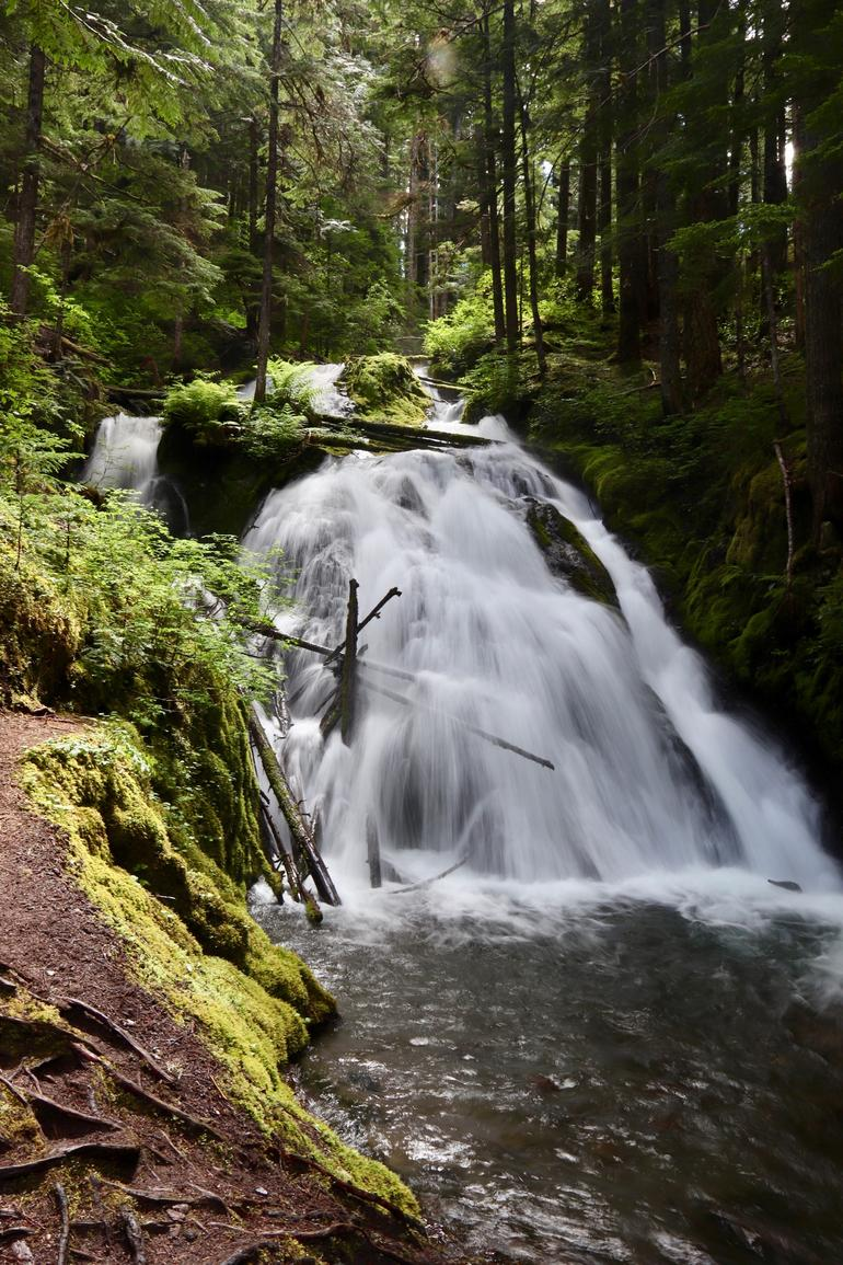 Mt Hood Day Trip from Portland to Multnomah Falls and Hood River photo 5