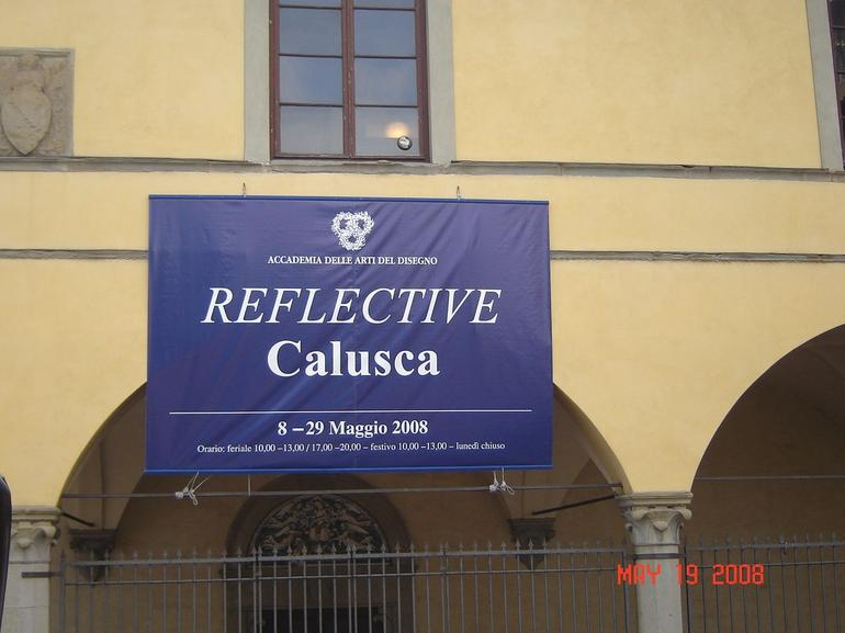 Accademia Gallery - Florence