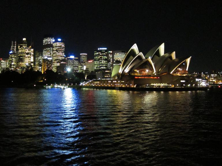 At Night - Sydney