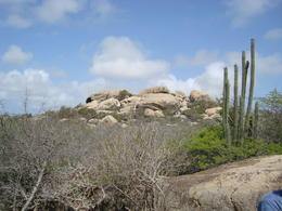 Photo of Aruba Island Tour of Aruba Ayo Rock Formation