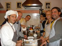 Photo of Florence Tuscan Cooking Class and Dinner in Florence Chef Roberto