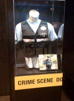 Photo of Las Vegas CSI: The Experience CSI Outfit