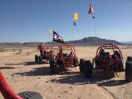 Photo of Las Vegas Mini Baja Buggy Half-Day Tour from Las Vegas Desert Racing!!