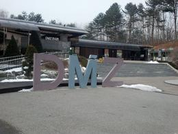 Photo of Seoul DMZ Past and Present: Korean Demilitarized Zone Tour from Seoul DMZ 3rd Infiltration tunnel entrance