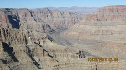 Photo of Las Vegas Grand Canyon and Hoover Dam Day Trip from Las Vegas with Optional Skywalk El gran Cañon de Colorado.