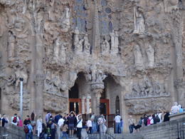 Photo of Barcelona Barcelona in One Day Sightseeing Tour Familia