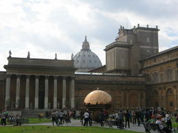 Vatican Museums , ginny - October 2014