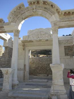 Photo of Kusadasi Kusadasi Shore Excursion: Private Half-Day Tour to Ephesus Including the Temple of Artemis and Şirince If you haven't been to Ephesus lately, you haven't been to Ephesus