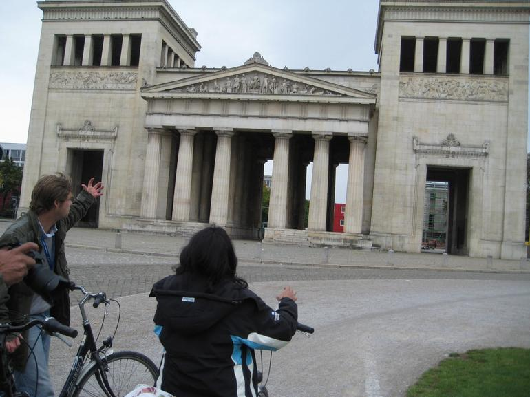 Munich by bike - Munich