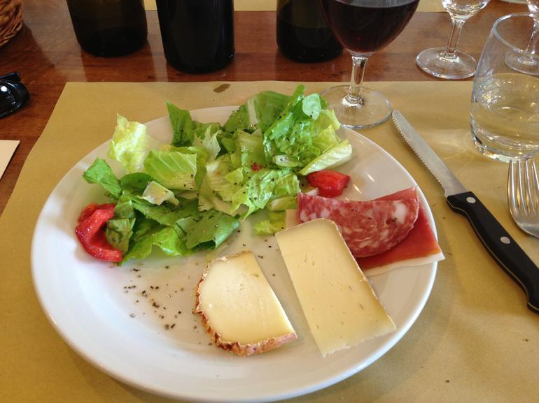 lunch - Florence