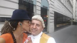 Take in all the history the city has to offer…even a kiss from Mozart! , derika h - July 2014