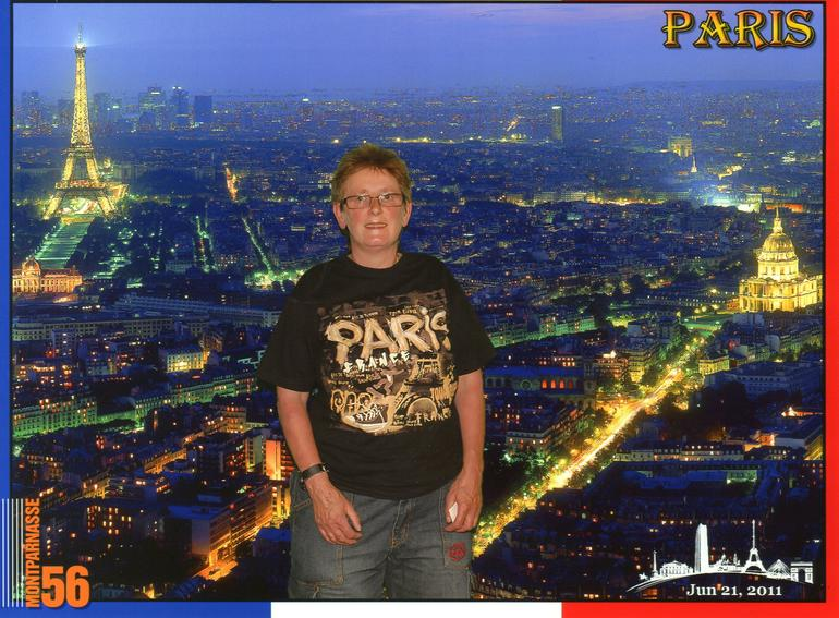 Montparnasse Tower 2011 - Paris